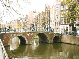 Excursion a Amsterdam