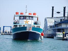 Ferry from Benalmadena to Fuengirola - Costa del Sol
