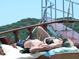Lazy Day Cruise - Kusadasi