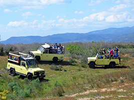 Off-road Safari - Kusadasi