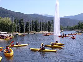 Parc del Segre Hydrospeed