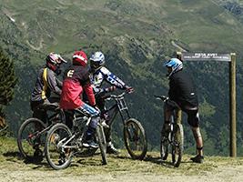 Forfait zona ciclista Grandvalira