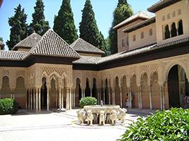 Entrada Visita A La Alhambra Y El Generalife
