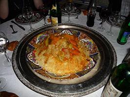Moroccan Dinner and Fantasia Show in Agadir - Agadir