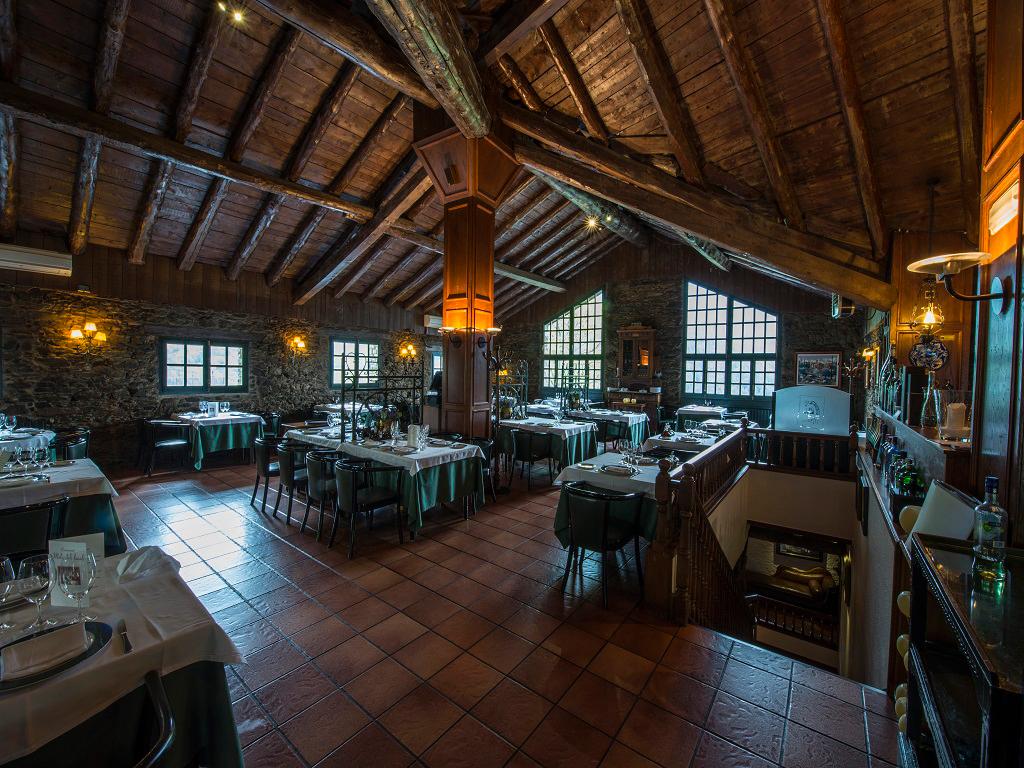 Menú especial en el restaurante Molí dels Fanals