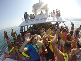 Boat Party - Costa del Sol