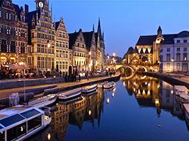 Excursion a Gante