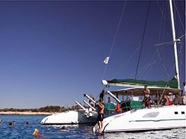 VIP Sunset Catamaran Cruise - Ayia Napa