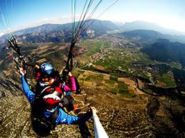 Organyà Paragliding