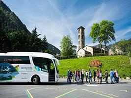 Bus Turístico Andorra