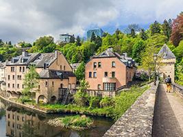 Excursion a Luxemburgo