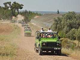 Off Road Safari - Alanya