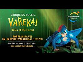 Ticket Oferta Últimas Plazas: Cirque Du Soleil - Varekai