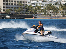 Watersports Lanzarote - Package - Lanzarote