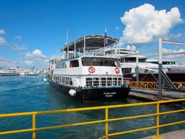 Panama Canal cruise - Playa Blanca-Cocle