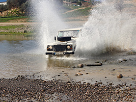 The Real Andalucia Off Road Tour - Costa del Sol