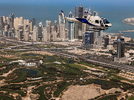 Helicopter Tour - Ajman