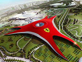 Ferrari World Tour - Ajman