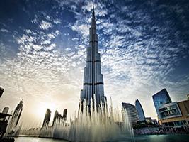 Burj Khalifah Excursions in Ajman