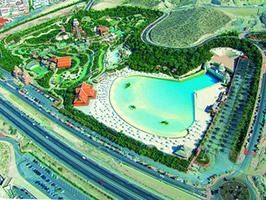 Transfer to Siam Park, Tenerife