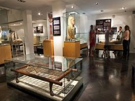 Egyptian museum, Barcelona