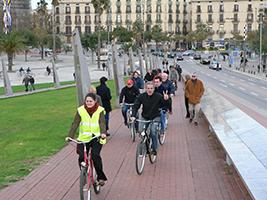 Barcelona bike tours, Barcelona