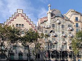 Ticket Casa Batlló, Barcelona