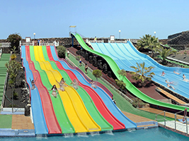 Aquapark Costa Teguise with bus transfer, Lanzarote