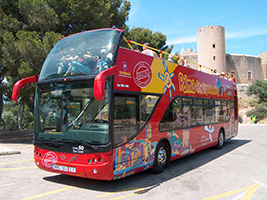 CitySightseeing Palma Hop On - Hop Off, Majorca