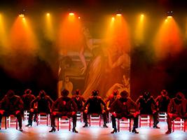 Carmen Mota Dance Show, Tenerife