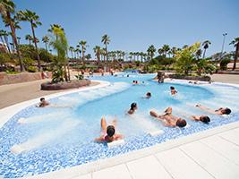 Aqualand water park, Tenerife