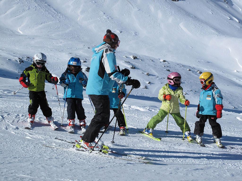 Pal Arinsal - Clases colectivas de snowboard