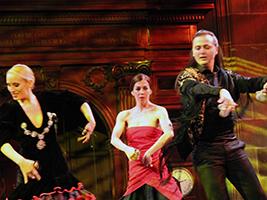 Tablao Flamenco El Patio Andaluz — 2nd show - Hotels in Barcelona