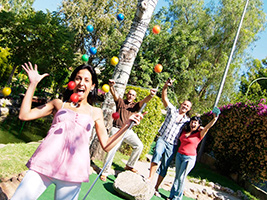 Fantasia mini-golf, Majorca