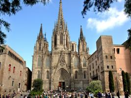 Gothic Barcelona, Barcelona