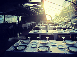 Bateaux Dinner Cruise, New York Area - NY