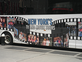 NYC TV & Movie Tour, New York Area - NY