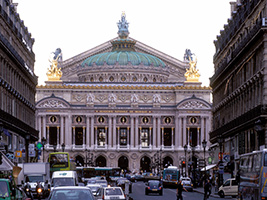 Paris City Tour, Paris