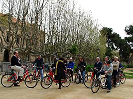 Entrada Alquiler De Bicicletas En Barcelona