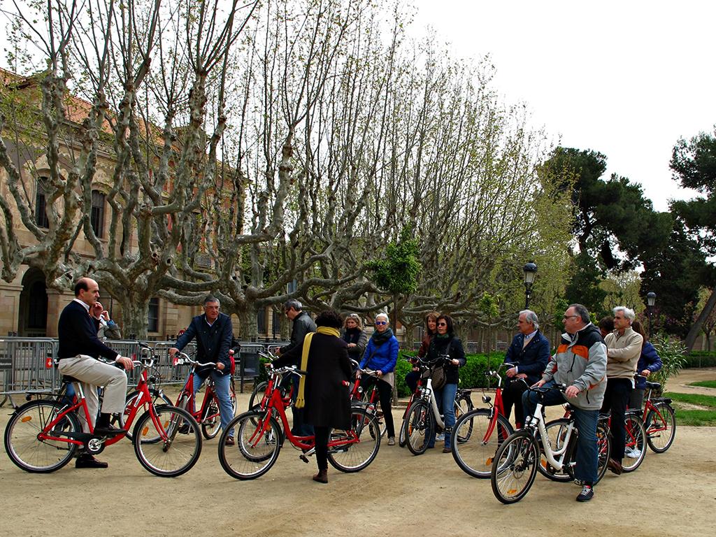 Barcelona bike hire