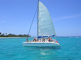 Saona Island Tour, Punta Cana