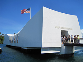 Pearl Harbor and Circle Island Adventure, Hawaii - Oahu - HI