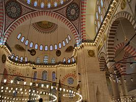 Ottoman Relics tour, Istanbul