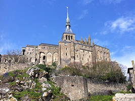 Programok/Leírások Idegen Nyelven Visita Al Monte Saint-Michel Desde París