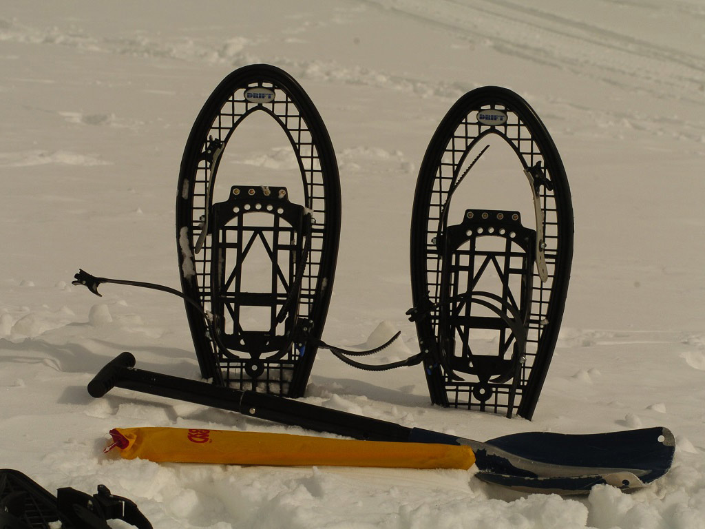 Turismo sobre raquetas de nieve en Grandvalira