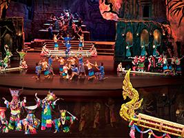 Evening Siam Niramit Show, Bangkok