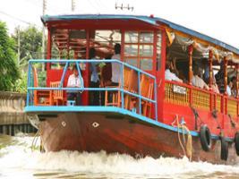 Rice Barge River Cruise, Bangkok