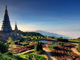 Doi Inthanon National Park, Chiang Mai