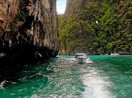 Phi Phi Island By Speed Boat, Krabi