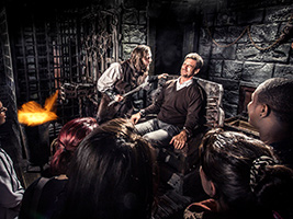 Entrada The London Dungeon
